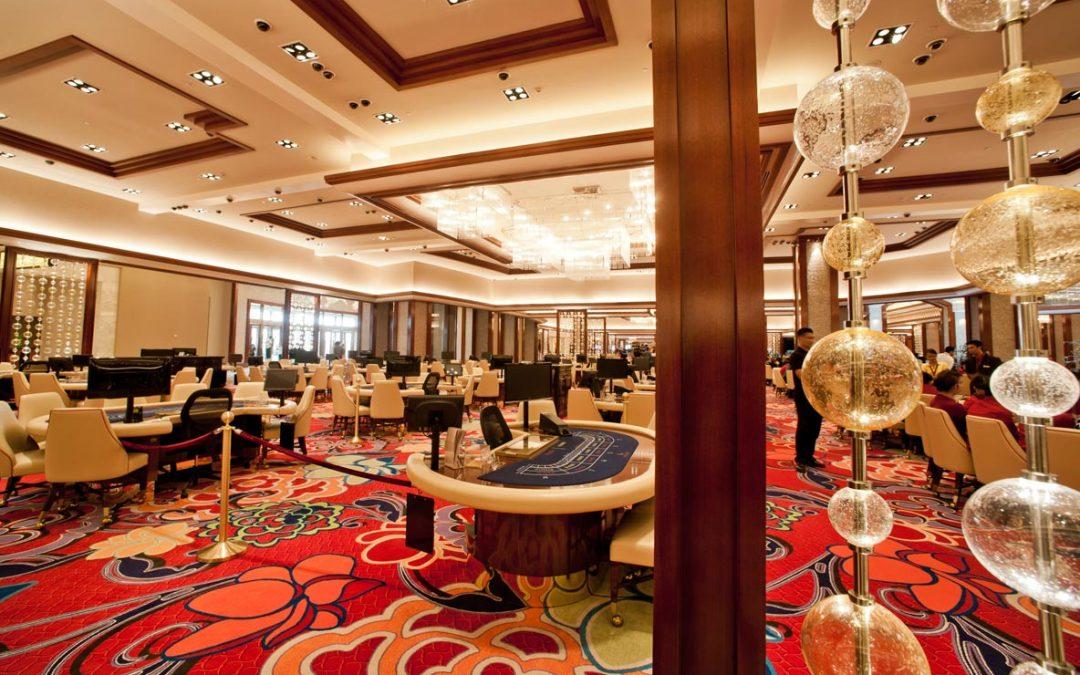 索萊爾賭場度假村:馬尼拉中心的豪華天堂