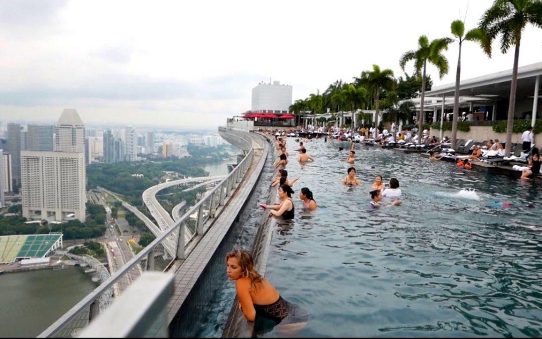 濱海灣金沙酒店的奢華體驗