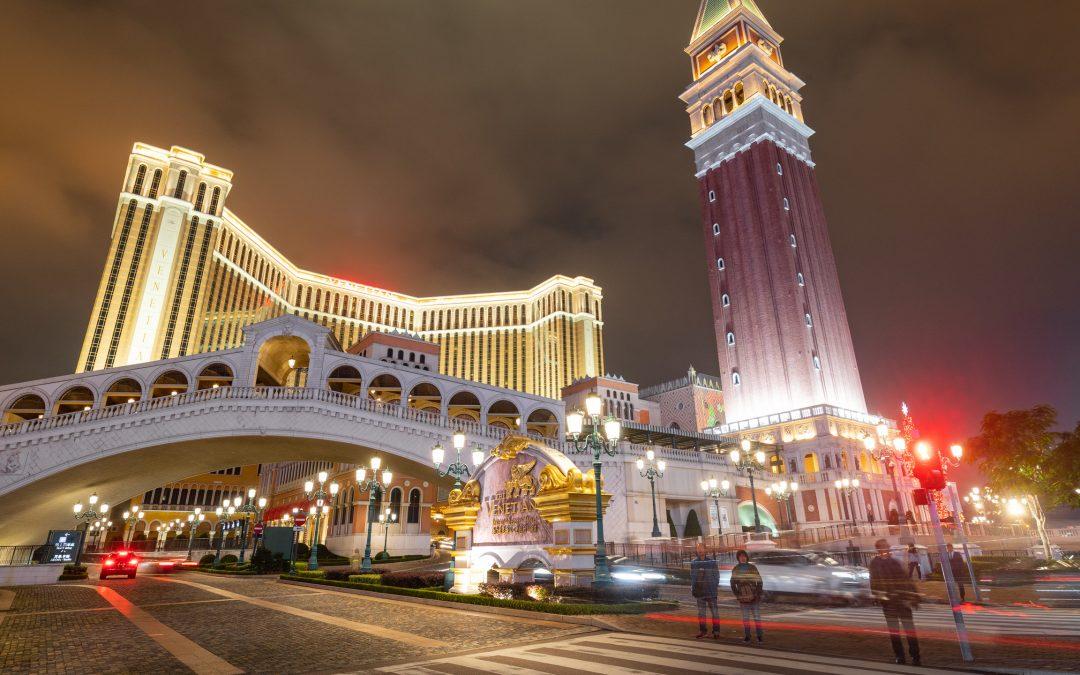 澳門威尼斯人:全球最大的賭場