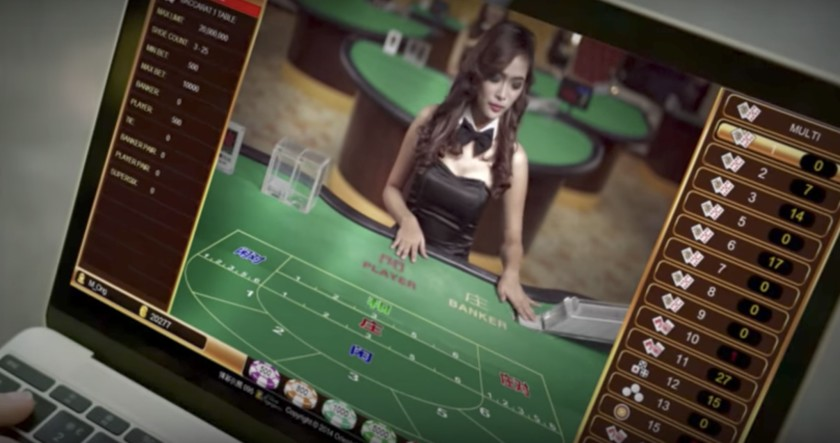 How to access online casino in china